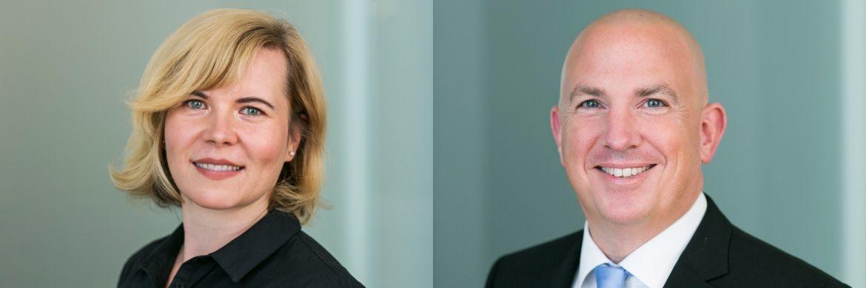 Sabine Blessing und Carsten Uekermann kommen neu zu Starcapital.|© Starcapital