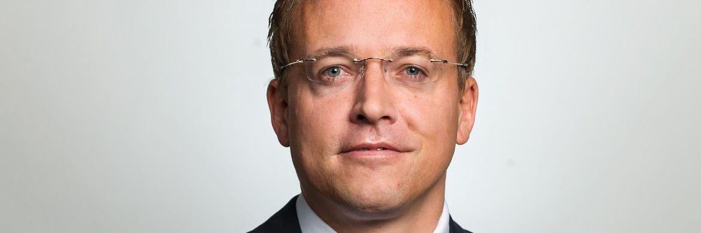 Christoph Pöhler, Leiter der Oddo-BHF-Niederlassung Hamburg