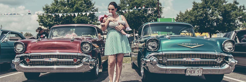 Mutter mit Baby: Standard Life bietet seit Jahren fondsbasierte Produktlösungen für die Zielgruppe 50plus an. |© pxhere.com