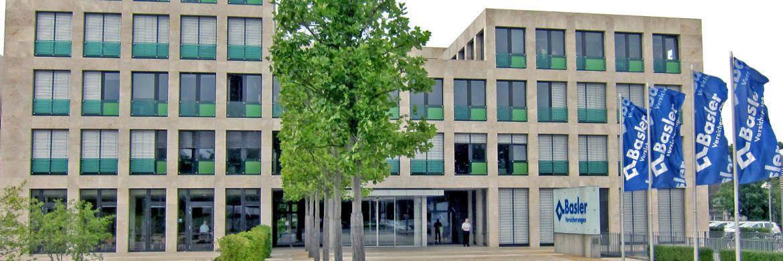 Standort der Basler in Bad Homburg: Im Januar 2017 geht der Versicherungsbestand und der zugehörige Betrieb der deutschen Niederlassung der Basler Leben AG an die Frankfurter Leben.  |© Basler