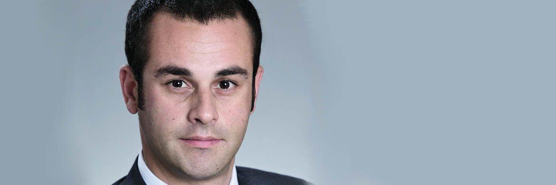 Claudio Ferrarese, Co-Fondsmanager des Flexible Bond Fund von Fidelity.|© Fidelity International