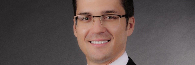 Neuer Sales Executive bei Schroders in Frankfurt: Dimitrios Batzis