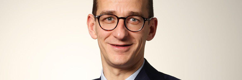 Wim van Hyfte: Der Belgier ist seit Ende 2016 Leiter nachhaltiges Investieren und Research bei Candriam.|© Candriam