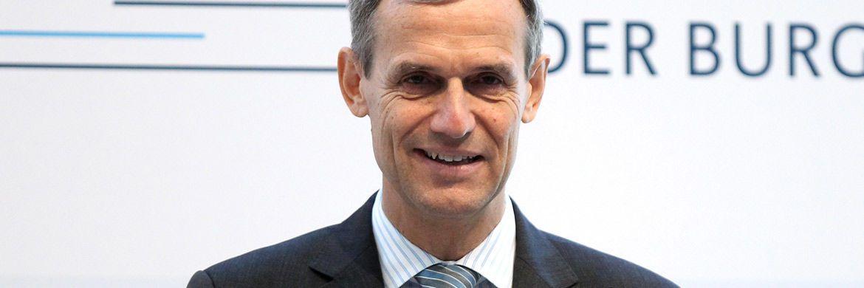 Michael Kemmer ist Hauptgeschäftsführer des Bundesverbands deutscher Banken. Er sieht die Notwendigkeit der Finanzmarktrichtlinie, kritisiert aber Umfang und Aufwand von Mifid II.|© Boris Streubel, action press