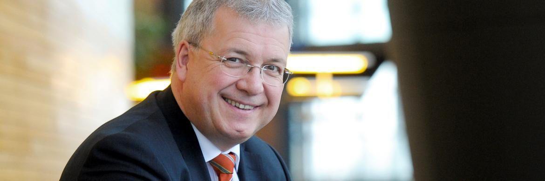 """CSU-Finanzexperte Markus Ferber: """"EZB zementiert ihre lockere Geldpolitik."""