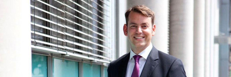 Martin Steinmeyer verantwortet als Vorstand bei Argentos die Bereiche Technik, Marketing und Vertrieb. Er ist ebenso Gründungsgesellschafter der Netfonds AG.|© Argentos