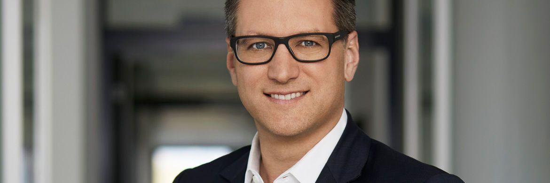 Sebastian Grabmaier, Geschäftsführer der Jung, DMS & Cie. Pool GmbH und Vorstandsvorsitzender der Jung, DMS & Cie. AG aus Wiesbaden|© Jung, DMS & Cie. AG