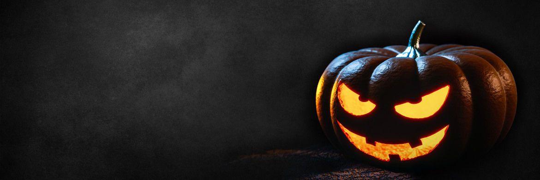 Halloween-Kürbis: Auch von den Finanzmärkten gibt es Unheimliches zu berichten.  © Pixabay