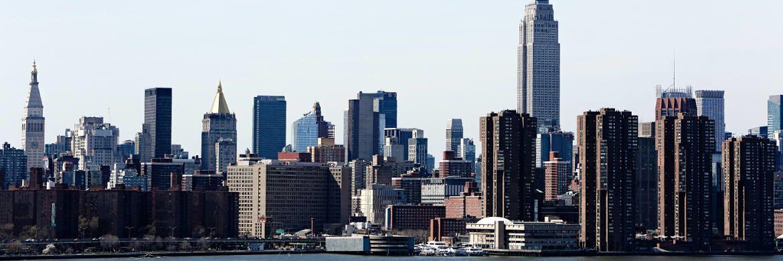 Skyline von New York: Der neue Aktienfonds von Chahine Capital legt in den Vereinigten Staaten an.|© Pexels