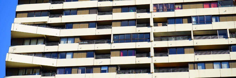 Wohnblock in Neu-Ulm: Hartz-IV-Empfänger werden verdrängt.|© Pixabay