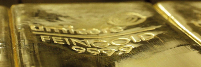 Goldbarren: Per ETC können Anleger in physisches Gold investieren.|© Gruppe Deutsche Börse
