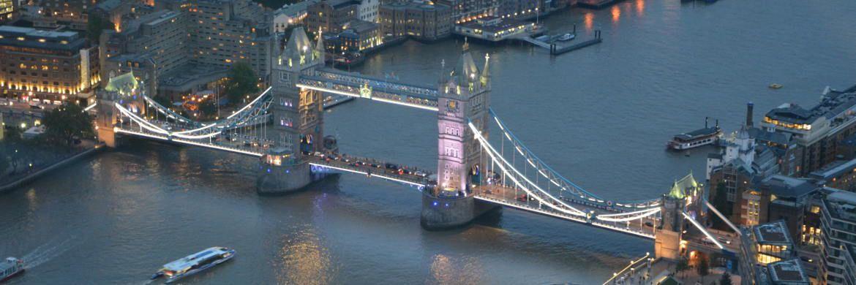 Tower Bridge in London: Experten glauben nicht, dass die Bank of England ihre Leitzinsen weiter erhöhen wird.  |© Pexels