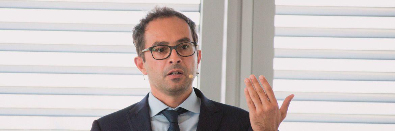 Sebastian Meinhardt ist Partner bei der Wirtschaftsprüfungsgesellschaft KPMG. |© Chr. Scholtysik/ P. Hipp