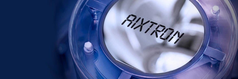 Wafer von Aixtron, nützlich bei der Beschichtung von Halbleitern: Der Hightech-Konzern Aixtron ist mit einer Gewichtung von 12,8 Prozent die größte Position im Nachhaltigkeitsindex NAI.|© Aixtron