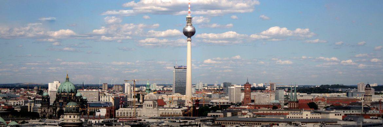 Berlin: Die deutsche Hauptstadt ist laut einer Comdirect-Studie der beliebteste Standort für Fintech-Gründer.