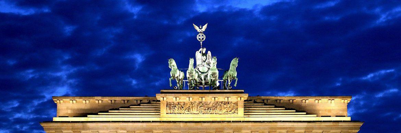Das Brandenburger Tor: In Berlin nehmen die Immobilienspekulationen zu.|© Pixabay