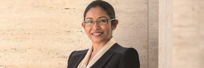 Lupin Rahman ist globale Leiterin für Staatsanleihen und Emerging-Markets-Portfoliomanagerin bei Pimco.|© Pimco