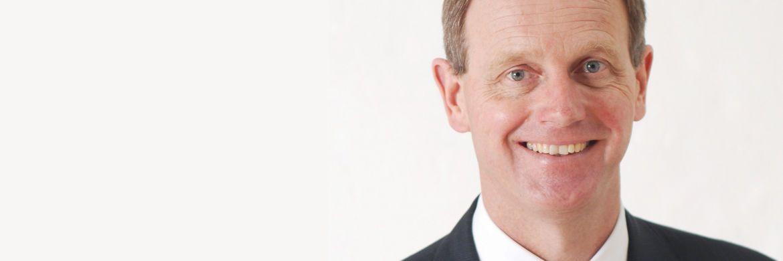 Graham Tuckwell ist Gründer und Chef von ETF Securities.