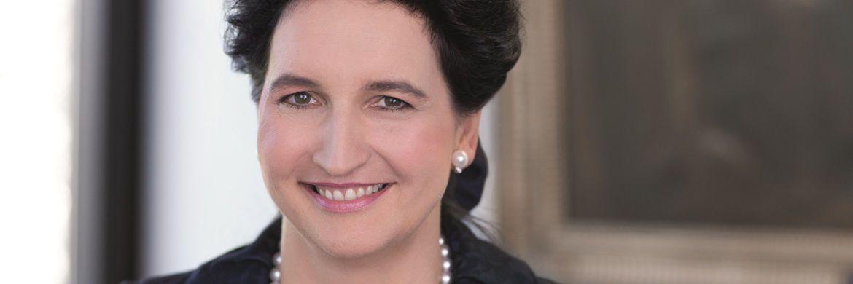 Carola von Schmettow: Die Deutschland-Chefin der Großbank HSBC traut vielen Fintechs nur eine begrenzte Lebensdauer zu. |© Jochen Manz
