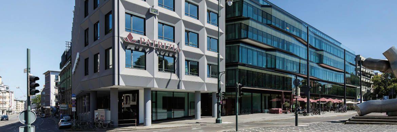 Patrizia-Zentrale in Augsburg: Nach dem Kauf von Triuva rückt Patrizia in die Top Ten der größten europäischen Investmentmanager auf.|© Patrizia