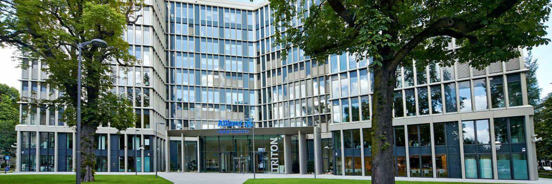 Sitz der Allianz GI in Frankfurt: Die Fondsgesellschaft meldet aktuell zwei Neuzugänge in seinem globalen Rententeam. |© Allianz Global Investors