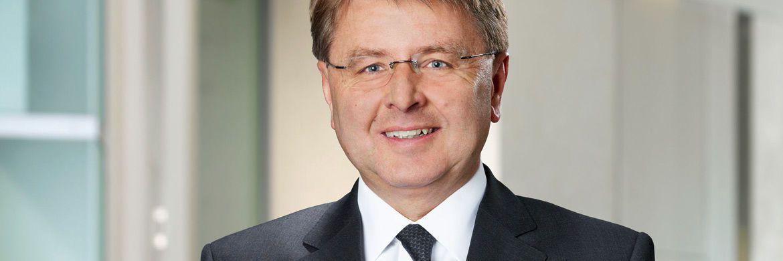 In Frankfurt kein Unbekannter: Theodor Weimer ist aktuell Vorstandschef der Münchener Hypovereinsbank und heißester Kandidat auf die Chefposition der Deutschen Börse.|© Hypovereinsbank