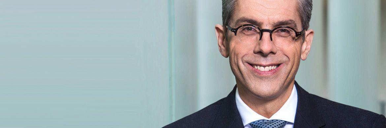 Michael Diederich wird ab 2018 neuer Chef der Hypovereinsbank.|© Hypovereinsbank