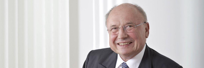 Friedrich von Metzler: Der Bankier setzt sich für eine aktienorientierte Altersvorsorge ein.|© Bankhaus Metzler