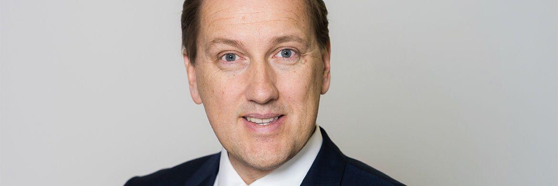 Der 47-jährige Marketing-Profi ist seit März 2017 für BNY Mellon Investment Management in Deutschland tätig. Stationen davor waren unter anderem M&G und BlackRock. |© Andreas Mann
