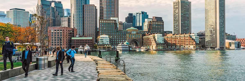 Boston: Die Stadt an der Massachusetts Bay ist der Sitz der Fondsboutique TBCAM.|© Osmany Torres Martín/iStock