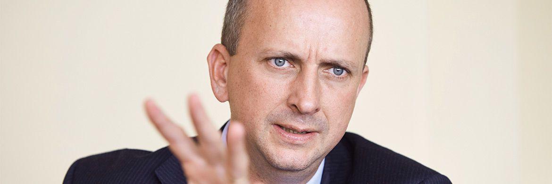 Ulrich Gerhard, Manager des BNY Mellon Global Short-Dated Bond Fund.|© Piotr Banczerowski
