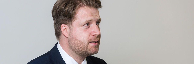Thilo Wolf, Deutschland-Chef von BNY Mellon IM|© Andreas Mann