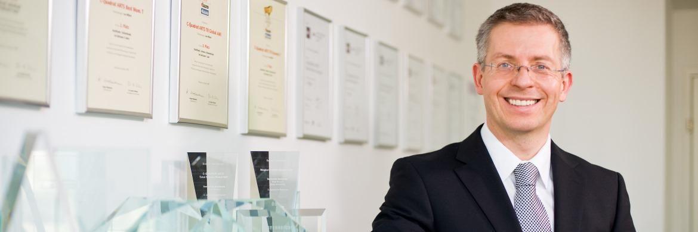 """Arts-AM-Geschäftsführer Leo Willert: """"Auf dem Rentenmarkt sind wir aktuell vor allem in Hochzins- und Schwellenländerfonds engagiert."""