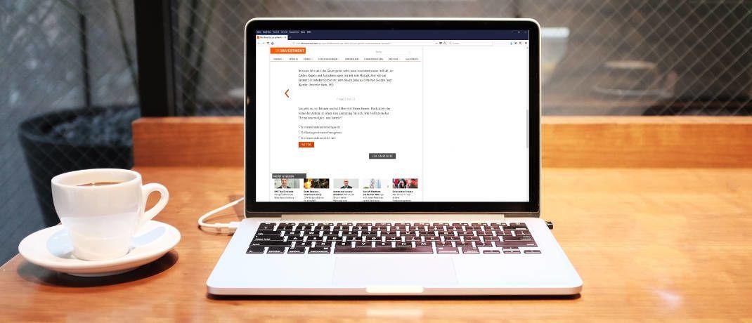 Test für Zwischendurch: Das kleine Quiz zur großen Investmentsteuer|© Unsplash.com/eigene Montage