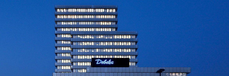 Die Debeka ist der größte private Krankenversicherer in Deutschland: Auf welchen Platz das Unternehmen aus Koblenz im IVFP-Rating steht, erfahren Sie in unserer Bilderstrecke. |© Debeka