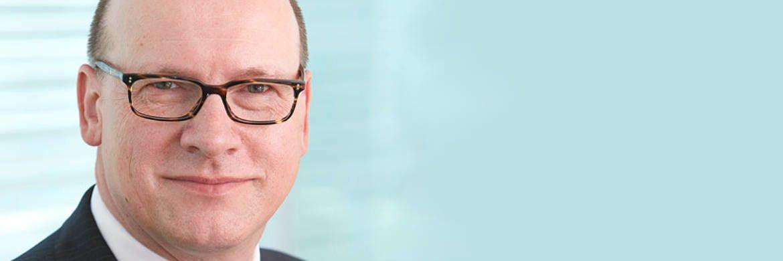 Markus Rieß: Der Ergo-Chef erteilte einem Verlauf klassischer Lebensversicherungsbestände eine Absage.|© Ergo