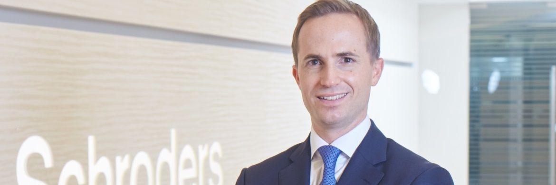 """Alexander Prawitz, Head of CEE & Mediterranean bei Schroders: """"Besonders Income-Produkte sind in Ost-und Südosteuropa en Vogue."""""""