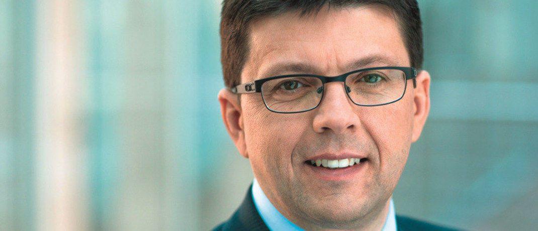 Stefan Kreuzkamp, Anlagechef Deutsche AM: Die Börsen-Rallye läuft weiter. |© Deutsche AM