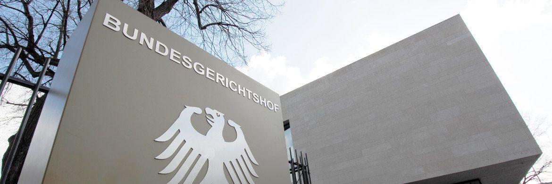 Bundesgerichtshof: Die Karlsruher Richter haben die Klage eines Anlegers abgewehrt, der die Wahl eines gemeinsamen Vertreters der Anleihegl&auml;ubiger f&uuml;r nicht rechtens gehalten hatte.&nbsp;|&nbsp;&copy; H.D.Volz / <a href='http://www.pixelio.de/' target='_blank'>pixelio.de</a>