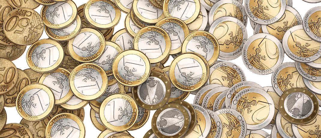 Euromünzen: Veritas Investment stelt die Publikumsfonds auf ausschüttend um.|© Pixabay