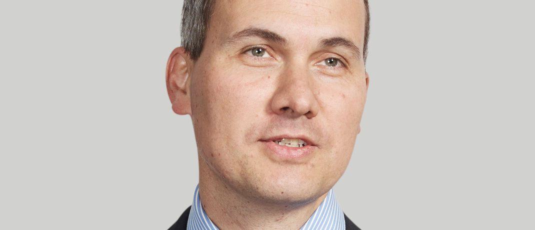 Greg Kuhnert ist Portfoliomanager beim britisch-südafrikanischen Asset Manager Investec Asset Management.|© Investec AM