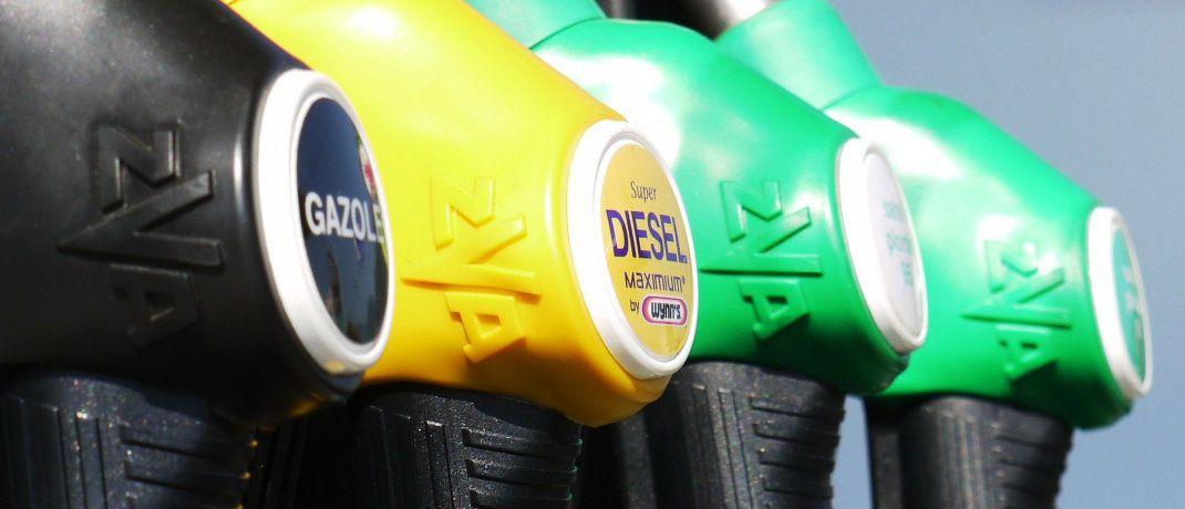 Zapfsäulen: Seit Jahresbeginn bremsen die Organisation erdölexportierender Staaten (Opec) und zehn Partner ihre Ölförderung. Nun wurde die Förderbremse bis Ende 2018 verlängert.|© Pixabay