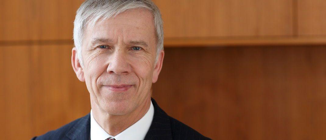 """DJE-Vorstandsmitglied Ulrich Kaffarnik: """"Durch Fondsverschmelzung soll das Angebot der DJE-Fonds übersichtlicher gestaltet werden."""""""