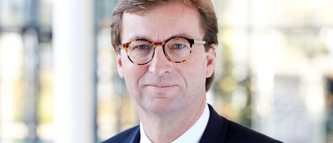 Uwe Schroeder-Wildberg, Vorstandsvorsitzender MLP, setzt künftig auf den Einsatz von Künstlicher Intelligenz in der Versicherungsberatung.  |© MLP