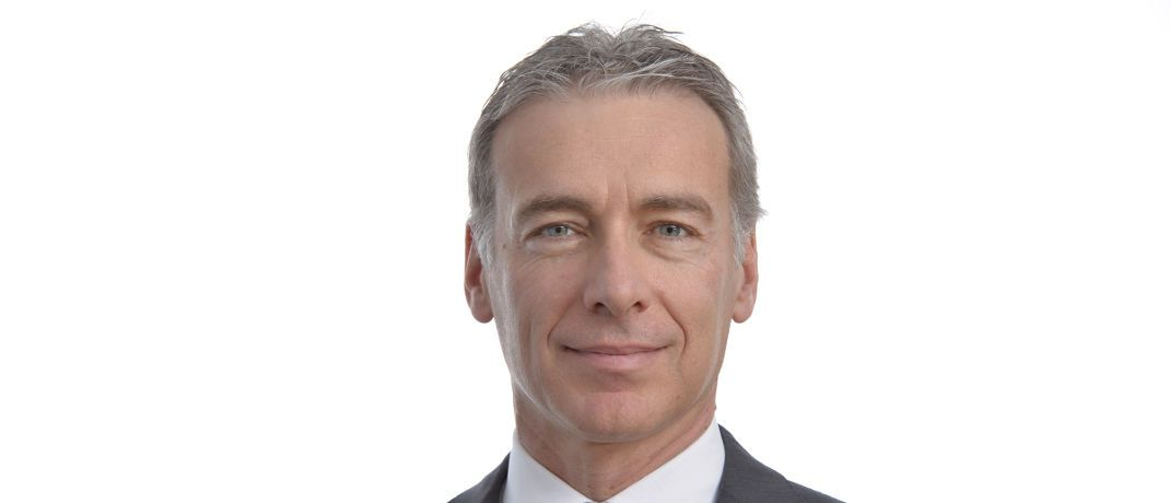 Michael Baldinger: Er leitet die Abteilung Sustainable and Impact Investing bei UBS AM. | © UBS AM