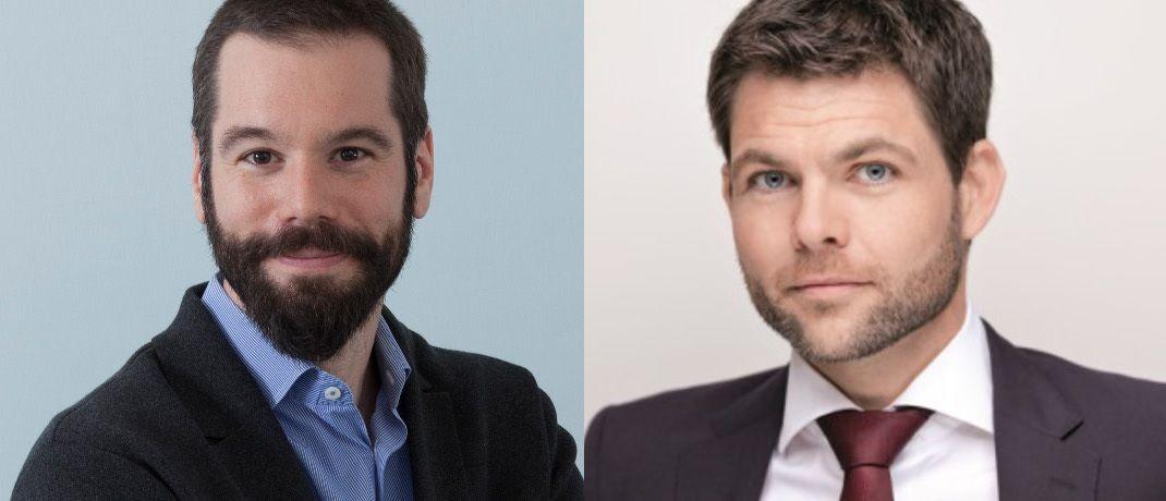 Florian Fischer (li.) und Bernd Ankenbrand haben die Value-Perception-Gap-Studie 2017 erstellt. |© Florian Fischer, Bernd Ankenbrand