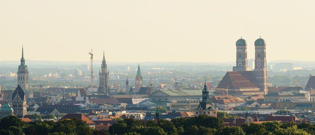 München-Panorama: Das Landgericht München hat die bayerische Mietpreisbremsenverordnung gekippt.|© Pixabay