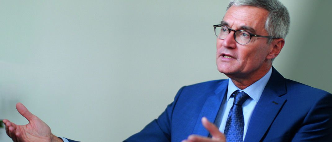 Didier Saint-Georges, Carmignac: Auf das Risikomanagement kommt es 2018 an. |© Pablo Monge Fernandez