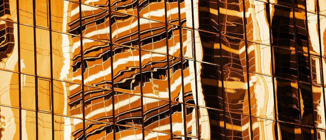 Häuserfassade: Steigende Leitzinsen werden dazu führen, dass Multi-Asset-Investoren offene Immobilien-Spezialfonds höher gewichten.|© Pixabay