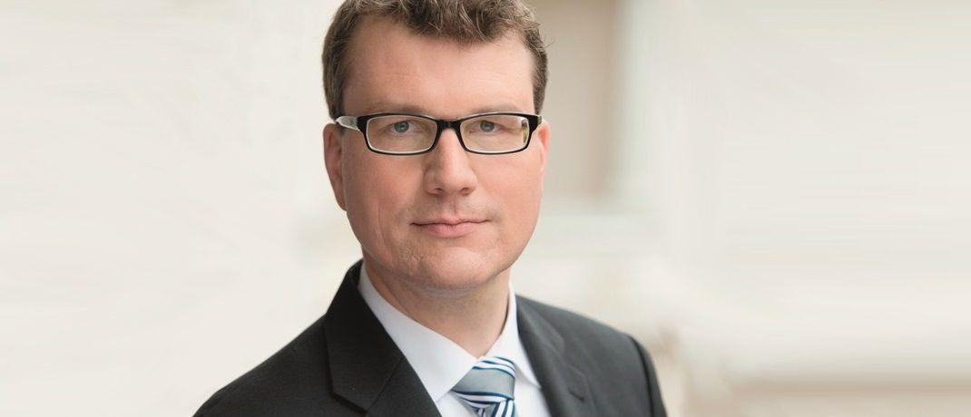 Carsten Mumm: Der 42-Jährige startete seine Karriere 1995 bei der Deutschen Bank.  © Donner & Reuschel